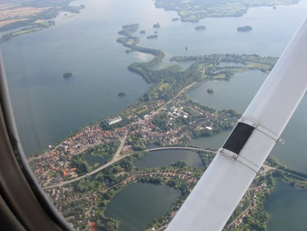 Flug München Kiel